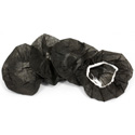 WILLIAMS AV EAR 045-100 Sanitary Headphone Covers - Black 100 Pack