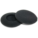 WILLIAMS AV HED 023-100 Replacement Earpads for HED 021 & HED 026 100 Pack