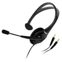 WILLIAMS AV MIC 044 2P Noise-Cancelling 2-Plug Headset Mic