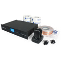 WILLIAMS AV PLA DL210 SYS 2 Professional Large-Area DSP Induction Loop System with Network Control