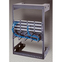 Middle Atlantic WM-15-18 Wall-Mount Relay Rack (15 Space 18 Inch Deep)