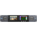 Wohler AMP2-E16V-M Modular 16-channel Dolby Audio/Video Workstation