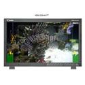 Wohler HDM-320-4K-TT 32 Inch UltraHD IPS LCD Video Monitor 4 x 3G/HD/SD-SDI BNC Inputs Audio/Video Metering Tabletop