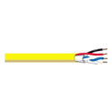 West Penn Wire 77350 22/2 Shielded 18/2 Unshielded Stranded Cable - 1000 Ft.