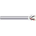 West Penn AQC430 2 Pair 22 AWG Aquaseal Communication Cable (1000 ft)