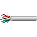 West Penn D431GY1000 - 22 AWG - 3Pr Stranded and Shielded - 1000Ft Roll - Grey