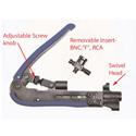 West Penn TL-548G Compression Tool