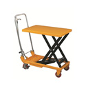 Wesco LT-330SL 330 Pound Capacity Scissor Lift Table