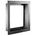 Whirlwind WFF12x1 Wall Frame for 12 Inch x 12 Inch x 4 Inch Surface-Mounted Electrical Box