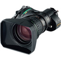 Fujinon XA20sX8.5BERM-K3 Telephoto 2/3 Inch ENG Lens w/ 2x Range Extender Ergonomic Digital Servo Quick Zoom Inner Focus