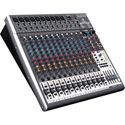 Behringer X2442USB XENYX 24-Input 4/2-Bus Mixer With XENYX Mic Preamps