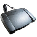 X-Keys XK-3 USB Foot Pedal (Front Hinged) for Windows or Mac