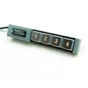 X-Keys XK-4 USB Stick Keys with 4 Programmable Keys for Windows or Mac