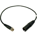 Sony Equivalent EC-0.4CM Cable for WRR-810 Series Wireless (1.5 Ft.)