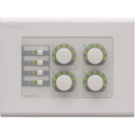 Yamaha DCP4V4S 4-Volume 4-Switch Control Panel for MTX Processors