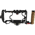 Zacuto Z-BM4KCB Blackmagic 4K Pocket Cinema Camera Basic Cage