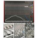 Allen & Heath ZED-24 24 Into 2 Live Recording Mixer With USB I/O