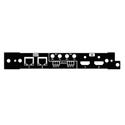 Zigen HX-100-LSC 2-IN/2-OUT HDMI-HDBaseT 100m/4K for HX-88/1616-HDBT Left Side