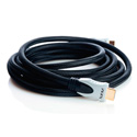 Zigen ZHSC-0.5M HDMI Cable .5m (High speed round) 4Kx2K/ARC/Ethernet/48-BIT