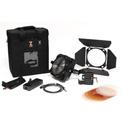Zylight 26-01051 F8-200 Daylight Single Head ENG Kit with Case - Gold Mount