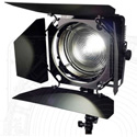 Zylight F8-B Black Light 365nm LED Fresnel with Barn Doors