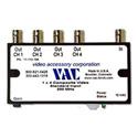 VAC 11-113-104 1x4 Composite Video Distribution Amplifier