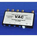 VAC 11-114-104 1x4 Independent Gain Composite Video DA