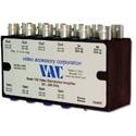 VAC 11-114-125 BNC Video DA 1 in 2 out x 4
