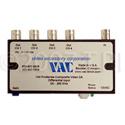 VAC 11-123-104  1x4 Composite Video DA with BNCs