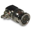 Amphenol Connex 112179 BNC Right Angle Crimp Plug for RG-179/ RG-187/ 75 Ohm