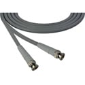 Laird 1505-B-B-18IN-GY Belden 1505A SDI/HDTV RG59 BNC Cable - 18 Inch Grey
