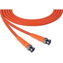 Laird 1505-B-B-18IN-OE Belden 1505A SDI/HDTV RG59 BNC Cable - 18 Inch Orange