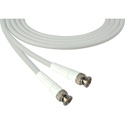 Laird 1505-B-B-3-WE Belden 1505A SDI/HDTV RG59 BNC Cable - 3 Foot White