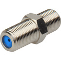 200-059BL F Female to Female Chassis Barrel - Up to 3GHZ (3G) - Blue