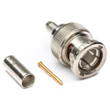 Kings 2065-11-9 3G BNC Connector for Belden 1855A & Gepco VDM230 Miniature RG59 Coaxial Cable