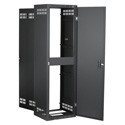 Atlas 235-25 200 Series 25.5in Deep Welded Cabinets (UL Listed) 35RU