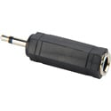 3.5mm Phone Male-1/4 Phone Female Audio Adapter