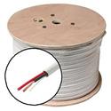 500-ft 16-2 Pro Grade Audio Cable White