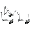 Spartan III 500 Pound Capacity Aluminum 3-Way Convertible Hand Truck