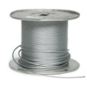 Fehr Brothers 2G7062-00250 1/16 Diameter x 250 Foot 7x7 Galvanized Aircraft Cable
