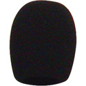 Black Windscreen For Electro-Voice Mics