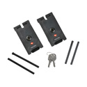 SKB 3i-TSA-3 TSA Approved Locking Latch Kit