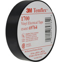 3M Temflex 1700 Electrical Tape 3/4 Inch x 60 Feet