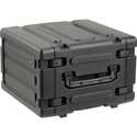 SKB Rolling Roto Shock Rack Case 6U 20 inch Deep