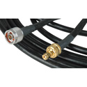 Laird 400-RPSMA-N-25 Wi-Fi 802.11 a/b/g-Compatible Belden 7810A Reverse-Polarized SMA Male to N-Type Male TP-Link Cable
