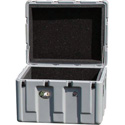 Pelican 472-463L-MM36 Mobile Master Pallet-Ready Case - No Foam Lining - Black