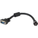 8 PIN MINI F- HD15 MALE Pigtail for EZ-2 Install Cable