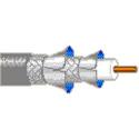 Belden 6339Q8 18 AWG RG-6 Plenum QUAD SH Coax Cable - Natural - 1000 Foot