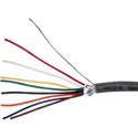 Belden 9538 24AWG  RS-232 8 Conductor Control Cable - Per Foot