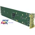 Cobalt Digital 9914DA-QUAD-1X4-12G 12G/6G/3G/HD/SD-SDI Quad 1x4 Reclocking Distribution Amplifier